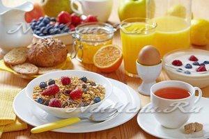 Как питаться, чтобы похудеть в животе