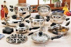 Список необходимой посуды на кухне с фото