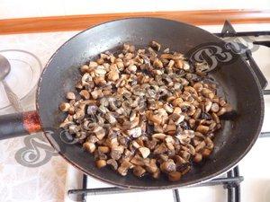 Поджаренные грибы