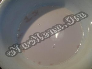 Разводим дрожжи в молоке