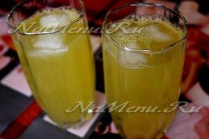 9 литров сока из 4 апельсинов