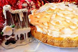 сметанный торт мишка на севере пошаговый рецепт с фото