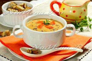 рецепт супа-пюре с цветной капустой