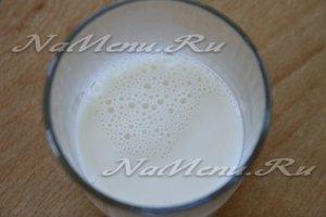 Подогреть молоко
