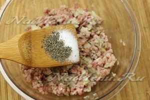 Добавить соль и специи