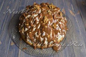 Торт графские развалины по госту рецепт