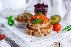 Рецепт гречневых зраз с грибами