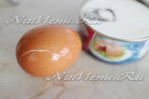 варим яйцо