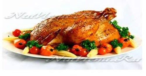 Как вкусно приготовить курицу на Новый год?
