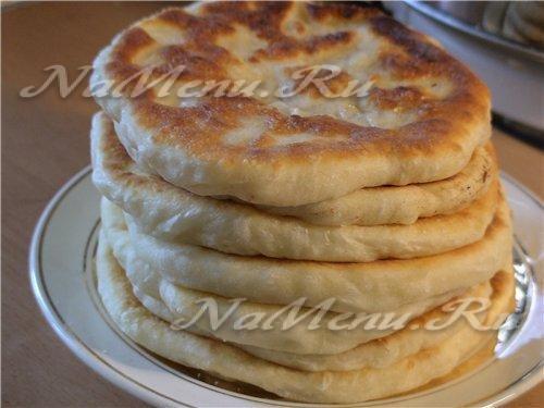 Грузинские хачапури