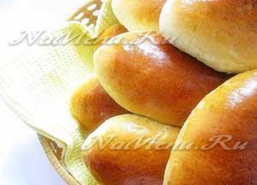 Вкусные пирожки из дрожжевого теста, рецепты дрожжевых пирожков