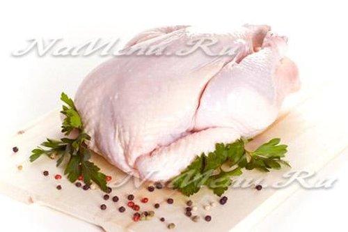 рецепт полуфабрикатов из мяса