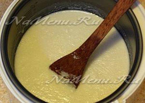 Как готовить манку