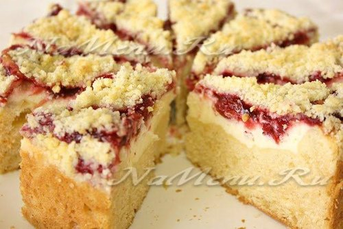 Пирог в мультиварке рецепты с фото на скорую руку