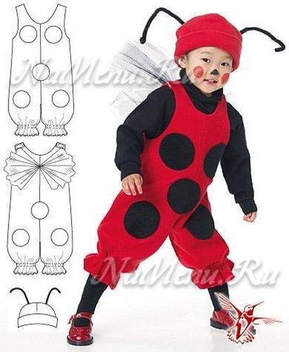 Идеи для новогоднего костюма мальчику своими руками
