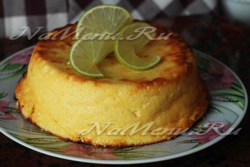 Торт панчо домашний рецепт готовые коржи