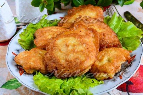 Куриное мясо в кляре пошаговый рецепт