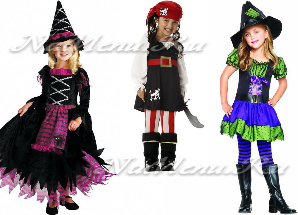 Новогодние костюмы для девочек - photo#3