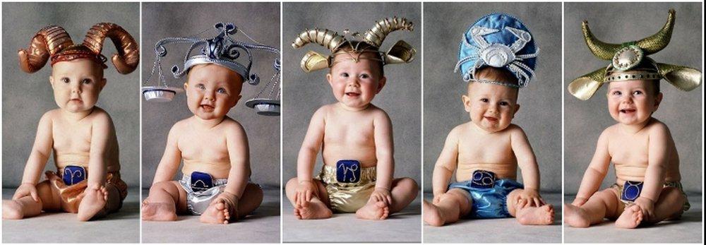 Гороскоп для детей по знакам зодиака