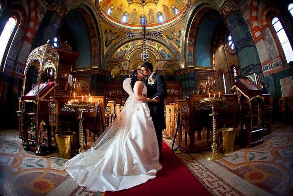 можно ли фотографировать венчание присыпанном