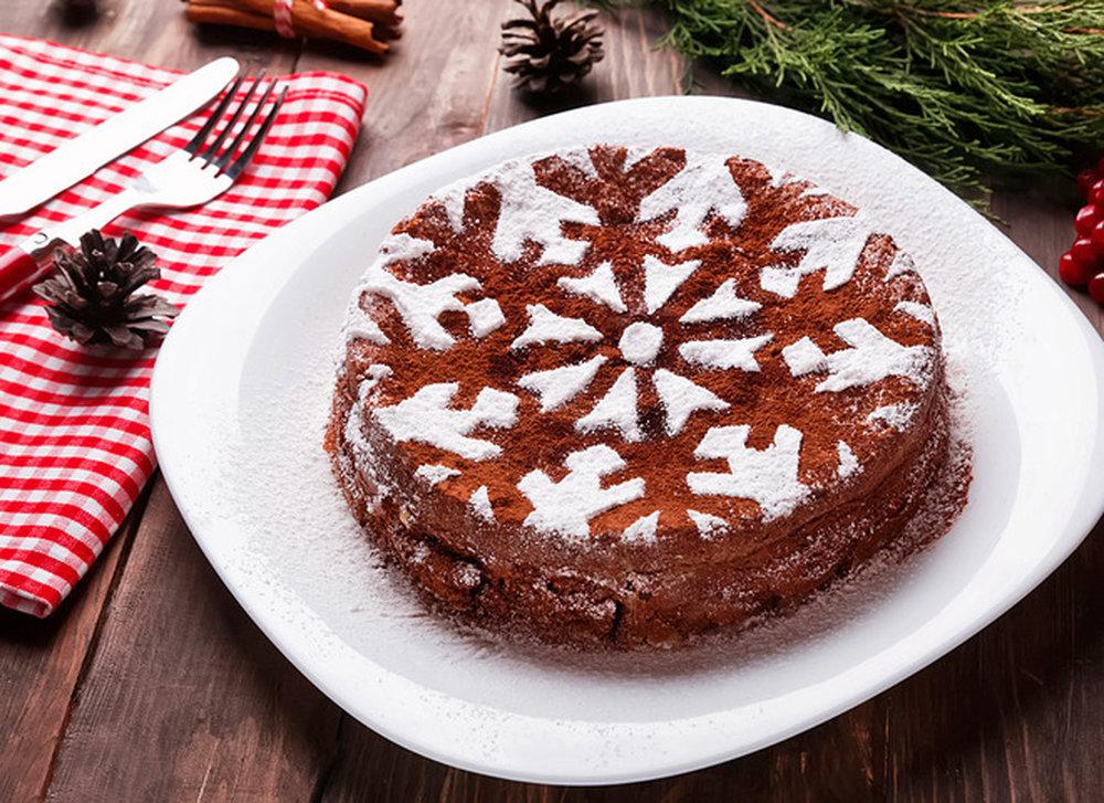 торт на новый год рецепт с фото это нисколько отразилось