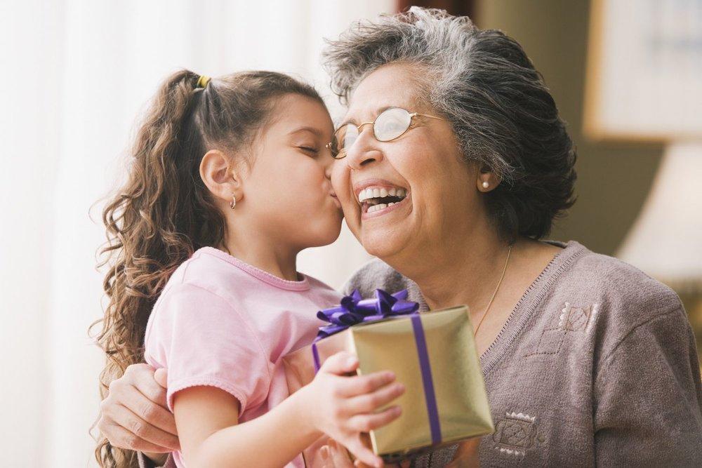 Картинки в подарок бабушке