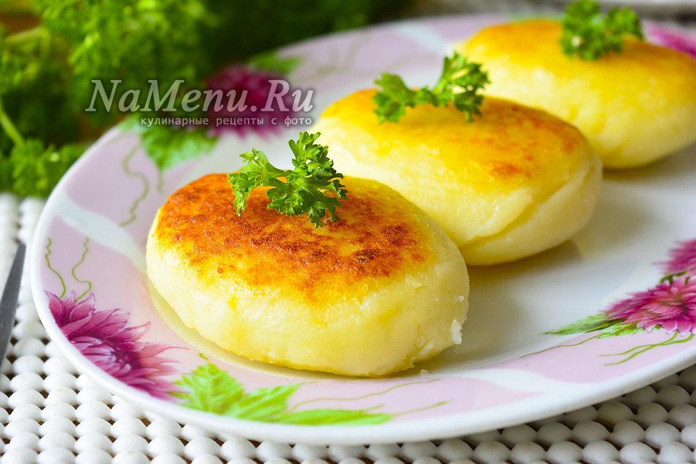 Котлета картофельная постная рецепт