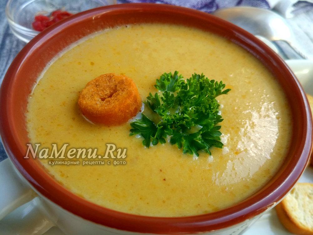 суп на скорую руку рецепты для детей