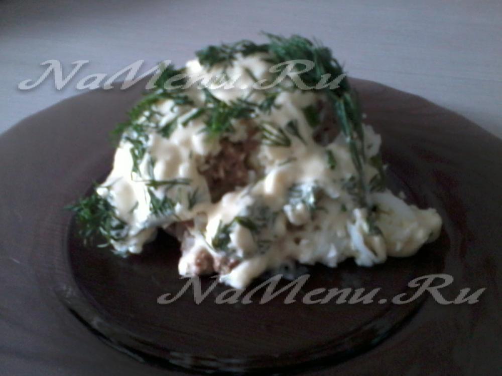 Салат мимоза рецепт традиционный
