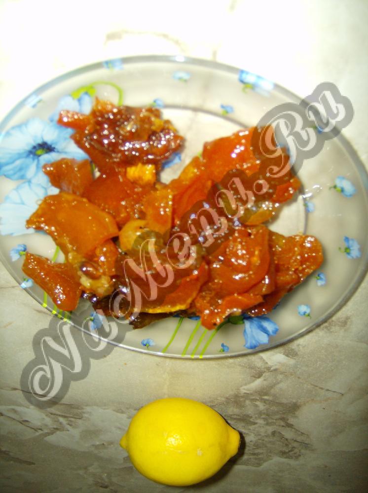 Рецепт постного десерта из тыквы — pic 7