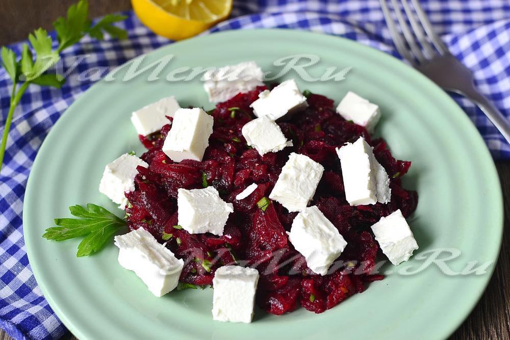 Оливер салат из свеклы — pic 6
