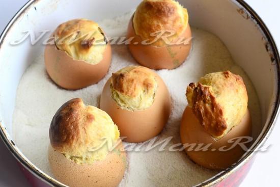 Картофельные куличики