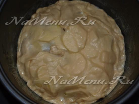 Пирог рыбный «Ленивый» – кулинарный рецепт