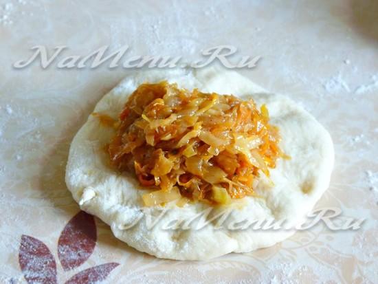 Квашеная капуста , пошаговый рецепт с фото