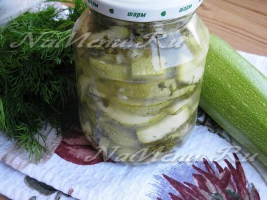 рецепт заготовки кабачков как грибов на зиму