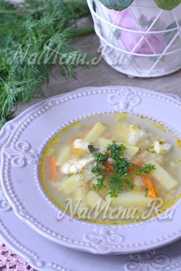 рецепт салата с рыбой