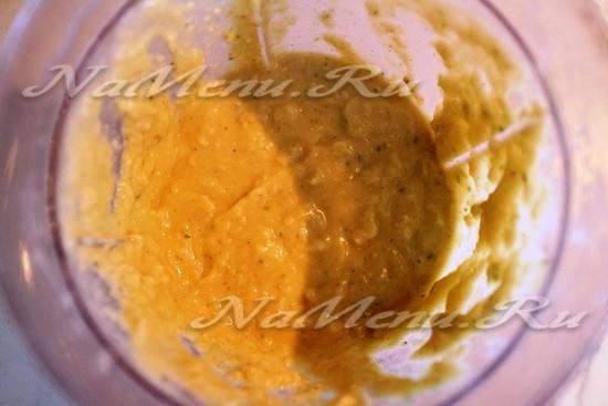 готовый крем из фасоли