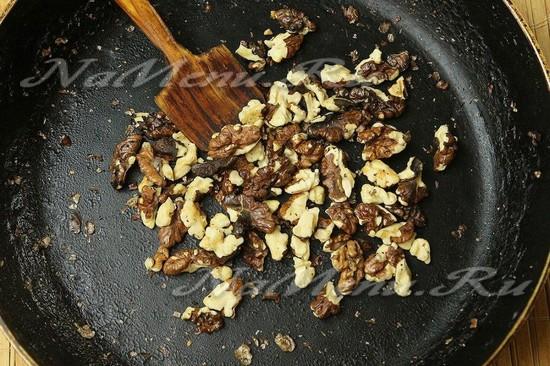 Жарим орехи