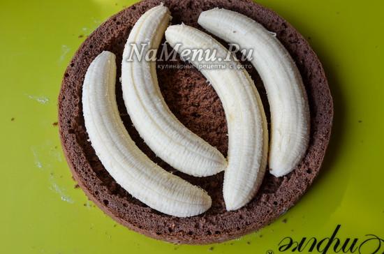 Выкладываем банан