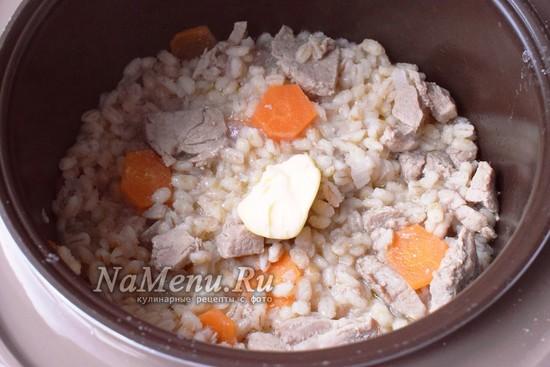 Готовить в режиме рис-крупа