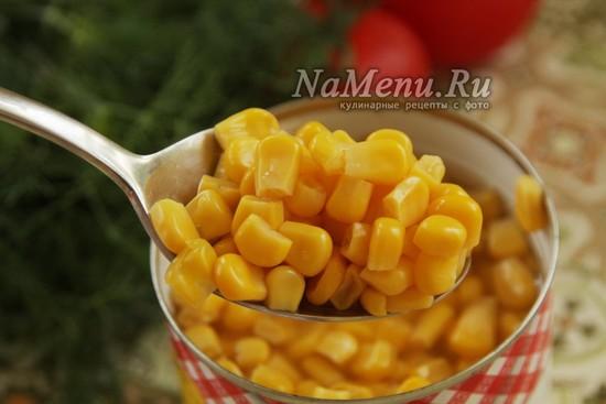 подготовить кукурузу