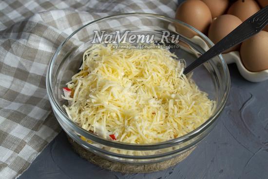 добавить сыр