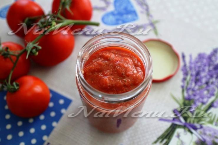 Сыроедный соус маринара