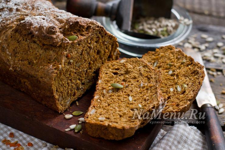 Диетический хлеб в домашних условиях в духовке