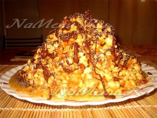 "Торт ""Хитрый муравейник"" – кулинарный рецепт"