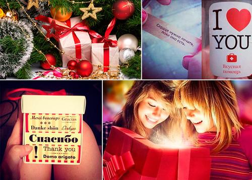 Идеи подарков: что подарить девушке на Новый год 2020?