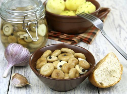 Как солить волнушки в домашних условиях холодным способом: рецепт с фото