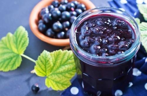 Черная смородина с сахаром на зиму без варки - рецепт с фото пошагово