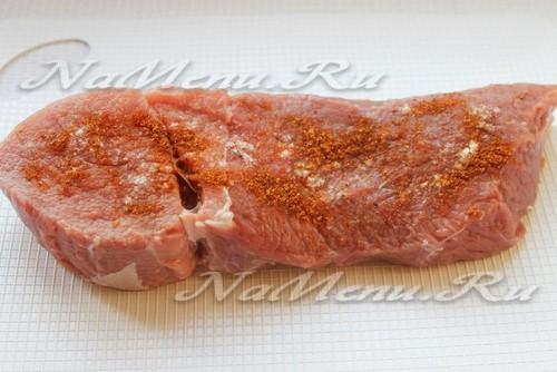 Буженина из говядины в домашних условиях: рецепт с фото пошагово