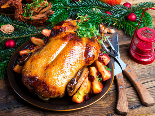 Как приготовить гуся на Новый год 2020: рецепты с фото, простые и вкусные (пошагово, видео)